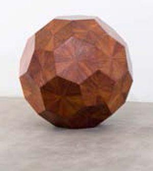 Ai Weiwei - Untitled, 2010, bois d'huali - Collection particulière