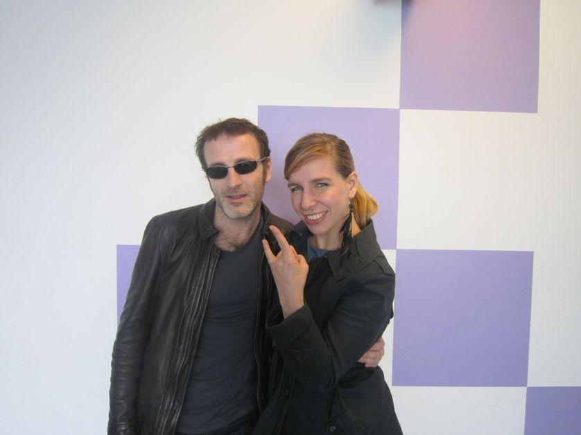 Barbara Carlotti et Christophe Blain