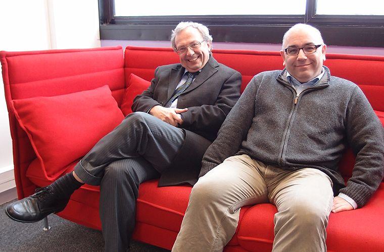 Jean-Marc Siroën et Jacques Delpla