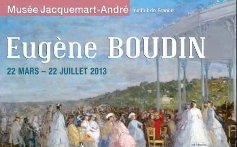 Exposition Eugène Boudin