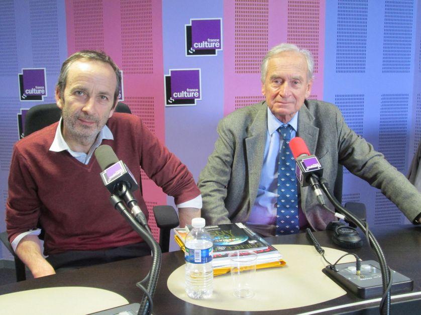 Matthieu Villiers et Paul Dupuy