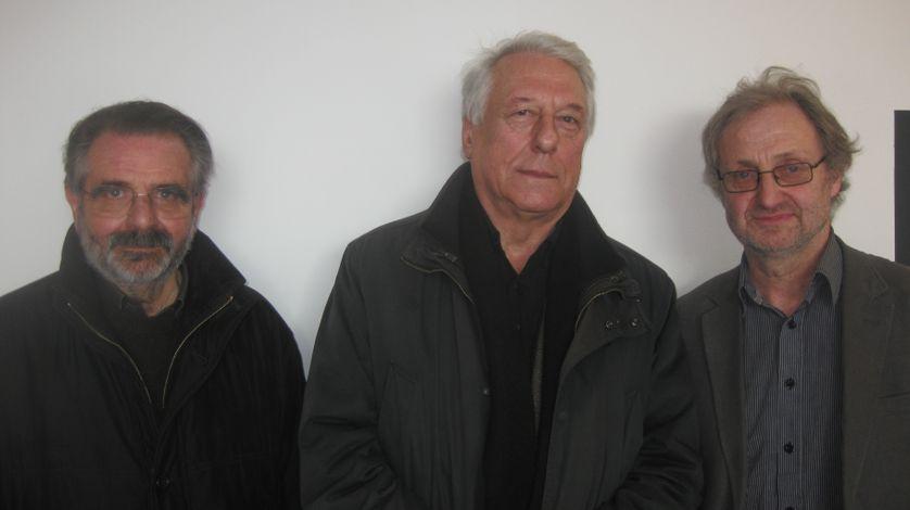 Alain Ferry, Michel Winock, Yvan Leclerc,