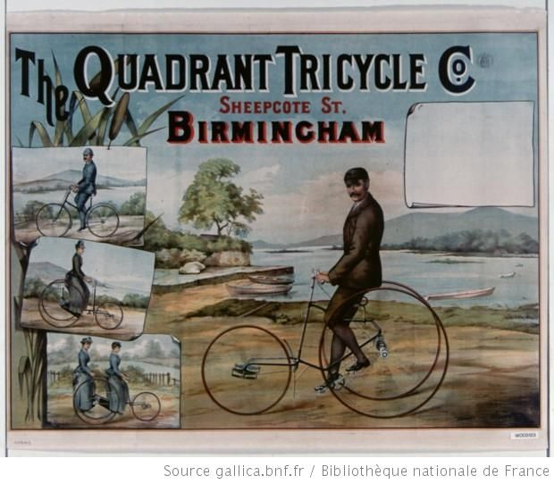 The Quadrant Tricycle