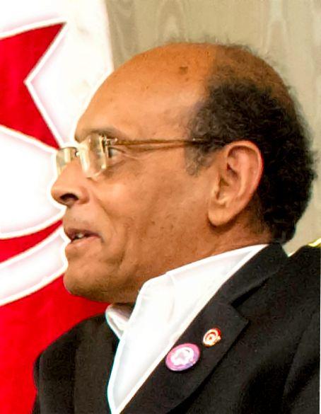 Moncef Marzouki, Tunis, 2012