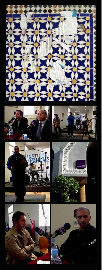Le RDV : Invités Institut Français du Maroc