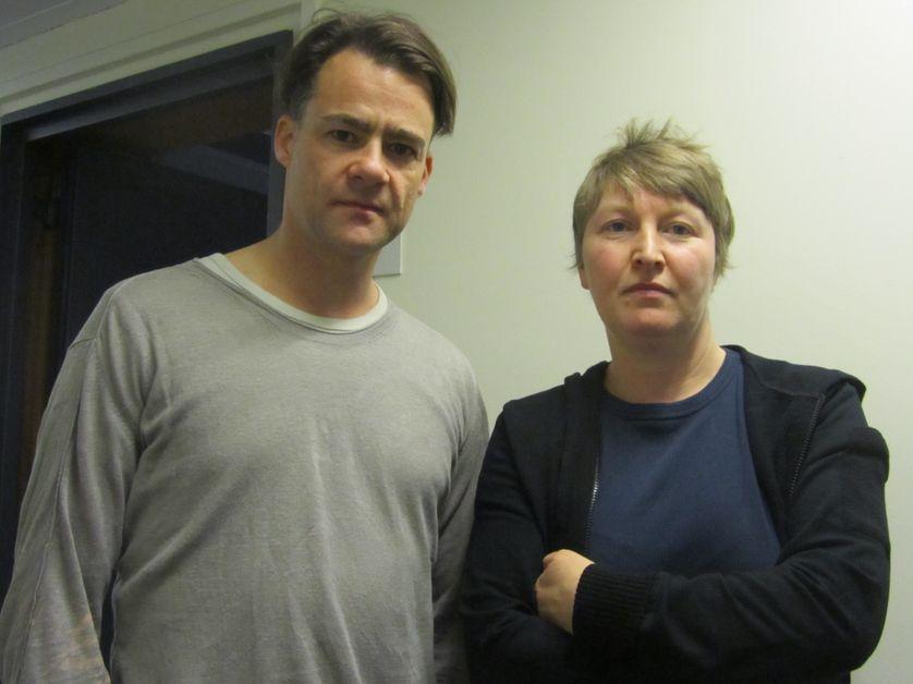 Olivier Werner et Urszula Mikos