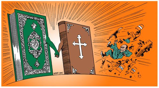 Une entente entre musulmans et chrétiens en Egypte : Insupportable aux yeux du pouvoir