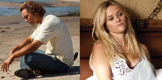 Matthew McConaughey et Reese Witherspoon