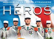 Album Héros de la Légion Etrangère