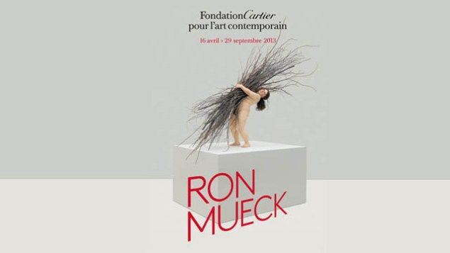 Exposition Ron Mueck à  la Fondation Cartier pour l'art contemporain