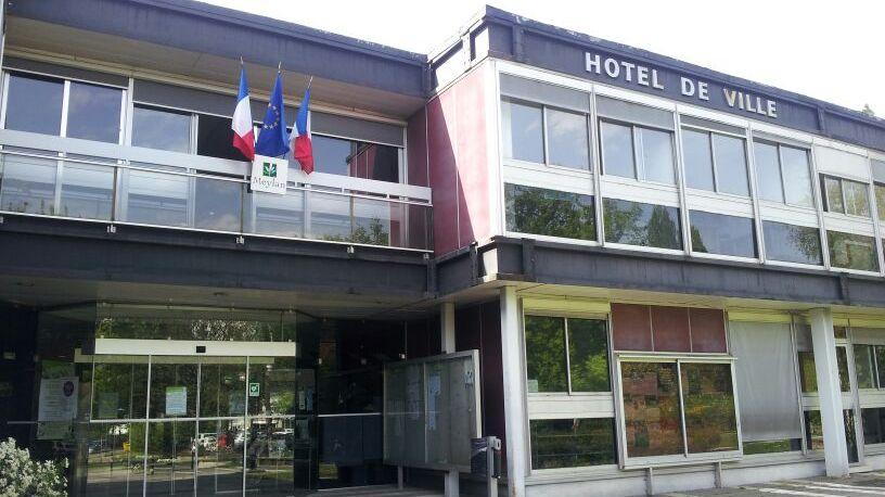 La mairie de Meylan, en Isère