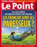 Une du Point (édition n°2119)