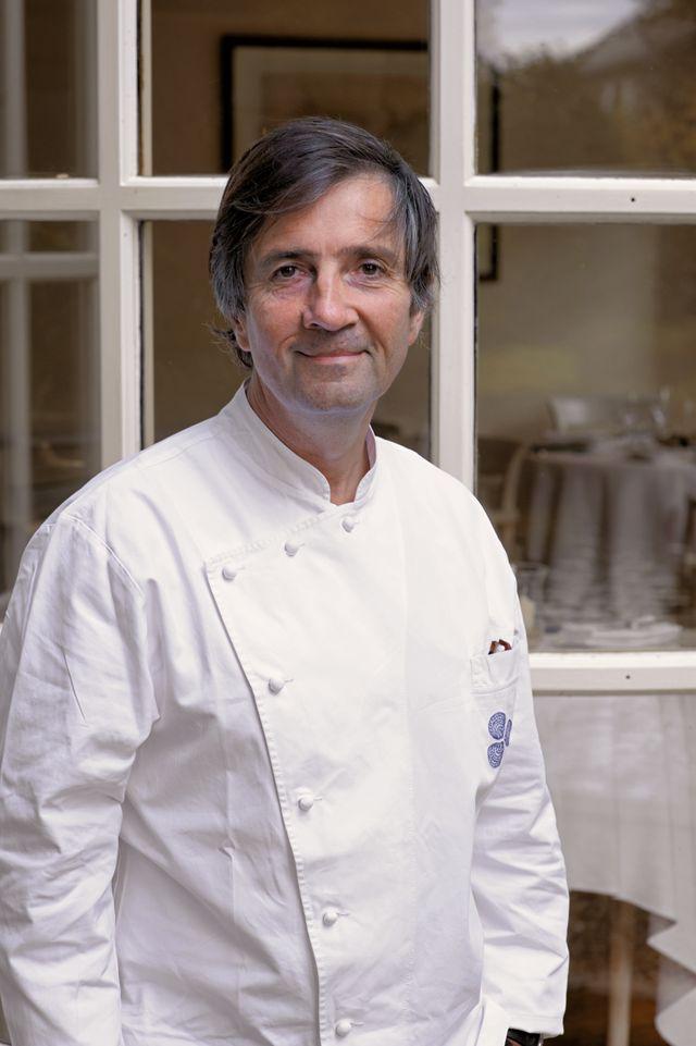 Olivier roellinger le cuisinier corsaire de cancale du - Cuisine corsaire cancale ...