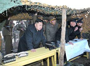 La Corée du Nord se prépare