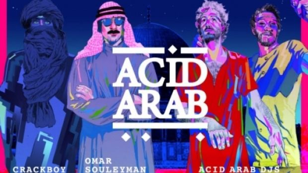 Acid Arab + Souleyman