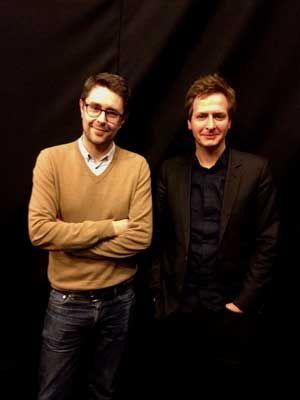 Le RDV : Matthieu POIRIER et Philippe RAHM