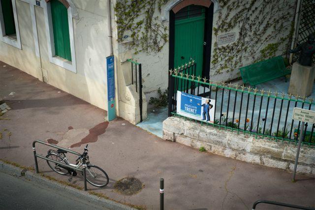 Maison de Charles Trenet -Narbonne