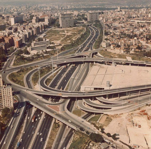 Porte d'Issy, juillet 1972