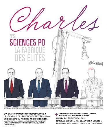 """Revue """"Charles"""" n°5"""