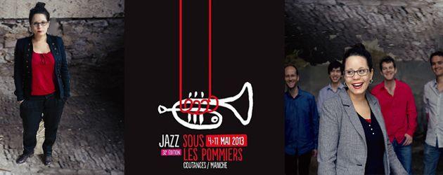 Anne Pacéo à Jazz sous les Pommiers