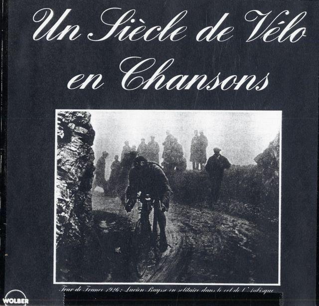 Un siècle de vélo en chansons