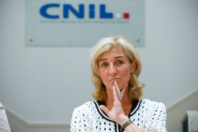 Isabelle Falque-Pierrotin, président de la Cnil