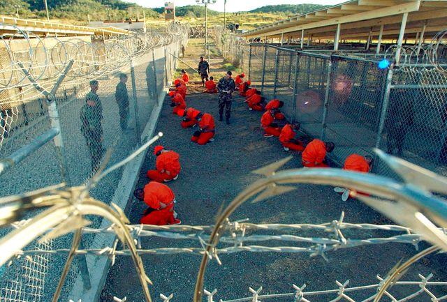 Détenus à Guantanamo