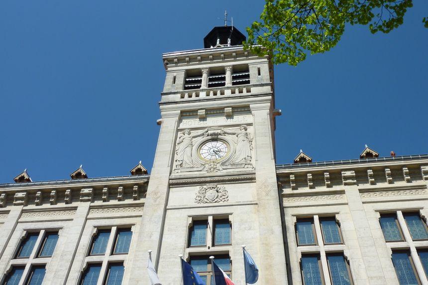 La mairie de Valence dans la Drôme.