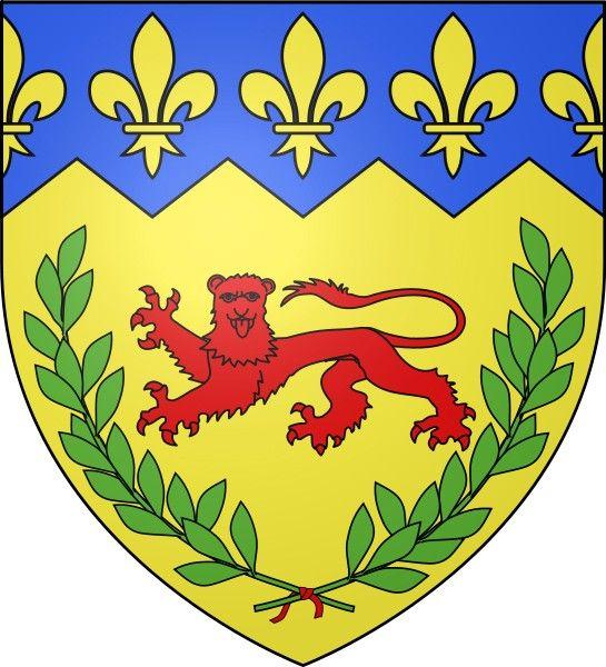 Blason de la ville de Mont-Saint-Aignan