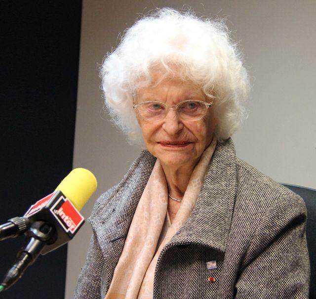 Marie-Josée Chombart de Lauwe