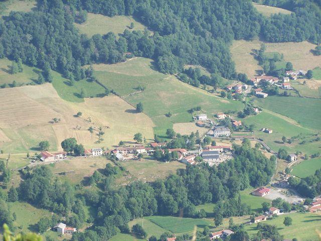 Le village de Nistos