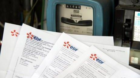 Factures EDF -