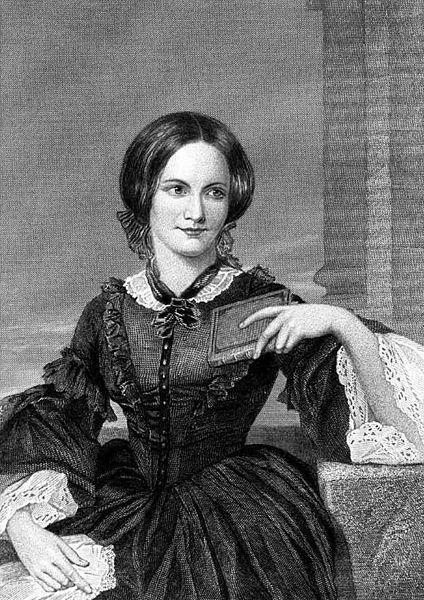 Portrait de Charlotte Brontë, Evert A. Duyckinick, 1873