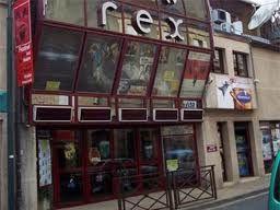 Cinéma Rex à Sarlat, Dordogne