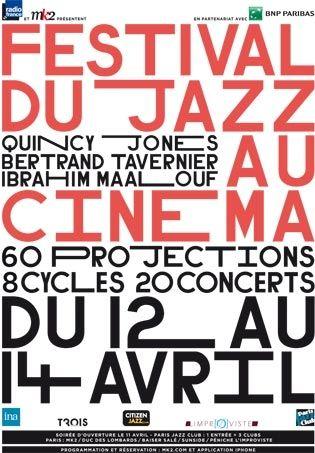 Festival International du Jazz au Cinema