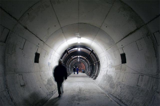 le tunnel de Tournemire