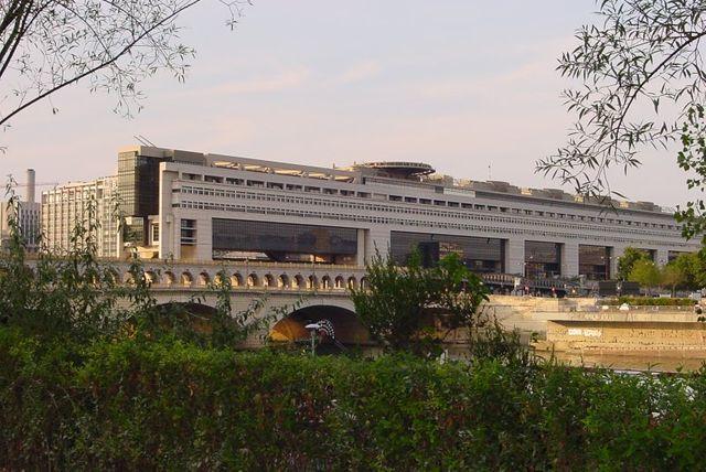 Ministère des Finances, Paris