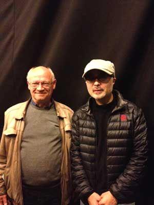 Le RDV : Matsuo Suzuki et Pierre Leenhardt