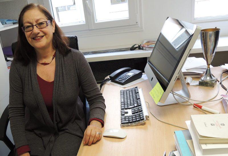 La sociologue du travail Danièle Linhart