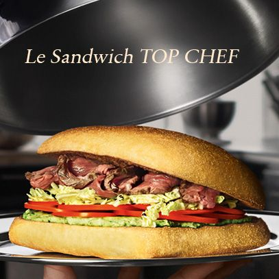 sandwich Top chef