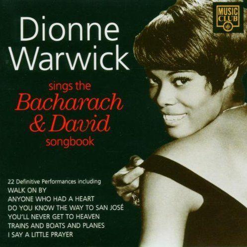 Dionne Warwick chante Hal David & Burt Bacharach