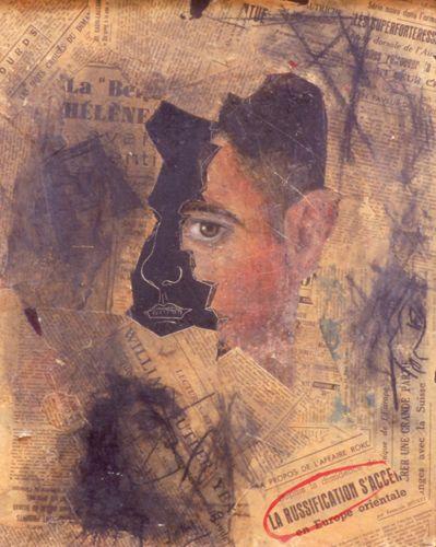 Autoportrait de Jacques Demy