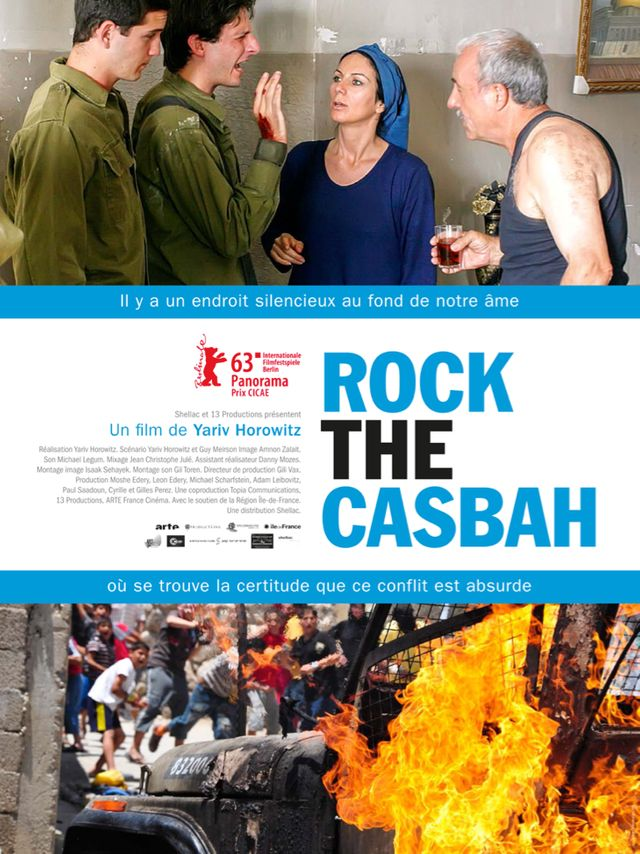 """Rock the casbah"""