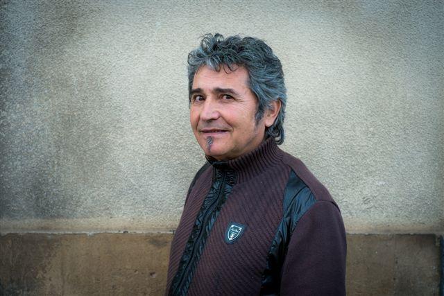 Georges Petit, coiffeur de Charles Trenet