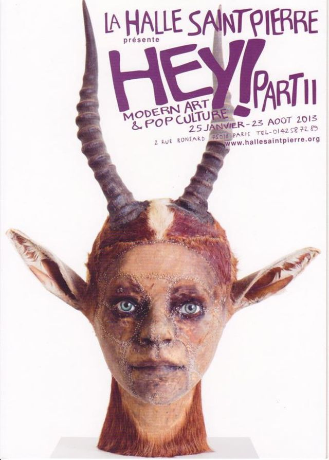 HEY ! Modern Art & Pop Culture / Part II
