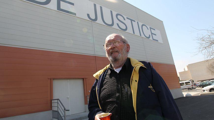 Jean-Claude Mas à son arrivée au tribunal de Marseille (archives)