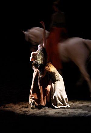 Carolyn Carlson et Bartabas - We were horses