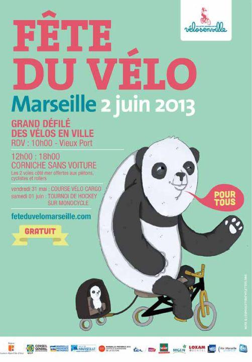 La Fête du Vélo à Marseille