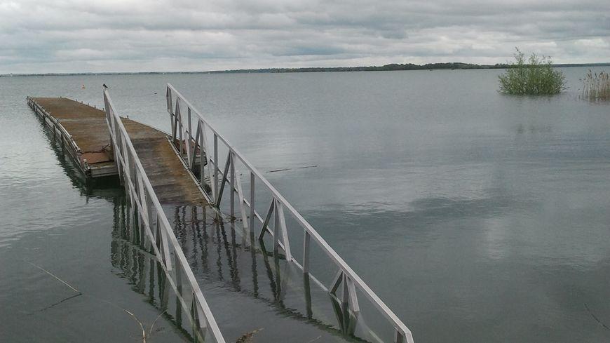 Le lac du Der est rempli au maximum