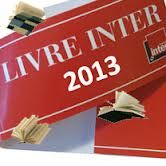 Prix du Livre Inter 2013